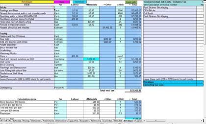 Download Easy Pro Builders Estimator For Free