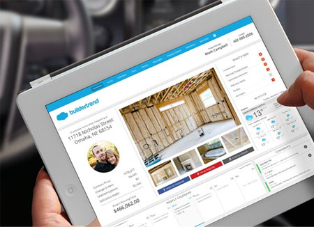 Buildertrend for home builders remodelers a web based for Builder trends