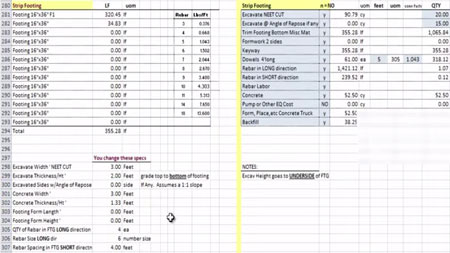 Construction estimating download free construction for Maxwell construction software