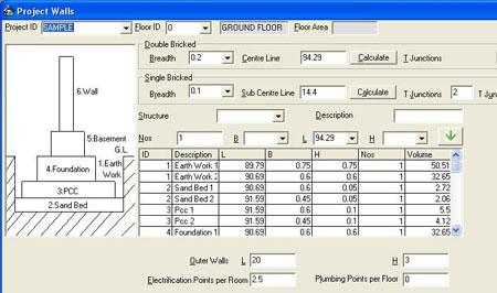 Estimator A Powerful Civil Engineering Estimation Software