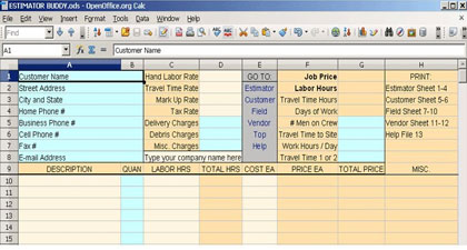 Download Estimator Buddy FREE - Download Estimator Buddy FREE - Landscape Estimating Software