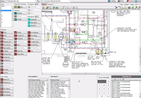 Fastpipe 12 Mechanical Estimating Software For Plumbing