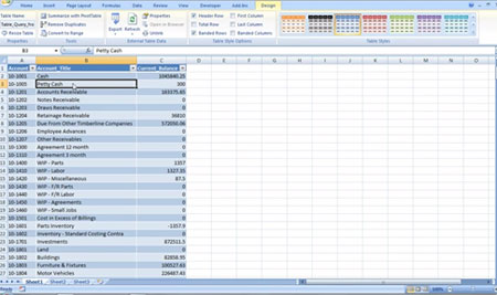 Sage 300 Cre Estimating How To Import A Trial Balance