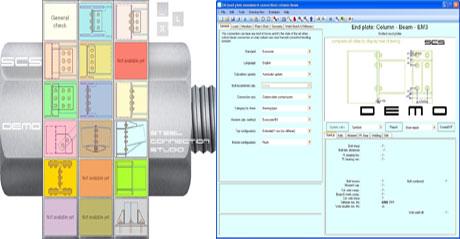 Steel Connection Studio Scs For Civil Engineers The Engineering Tool