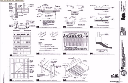 How to read structural drawings for How to read a blueprint