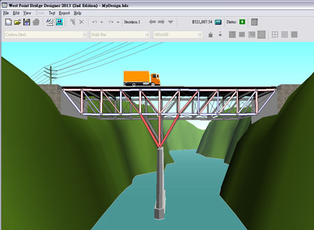 Download The 2016 Bridge Designer Software West Point Bridge Designer