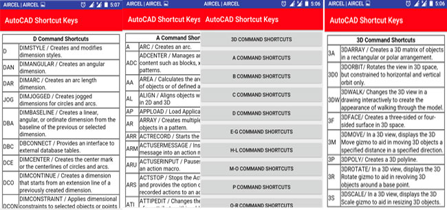 Download AutoCAD Shortcuts - How to Work Faster in AutoCAD