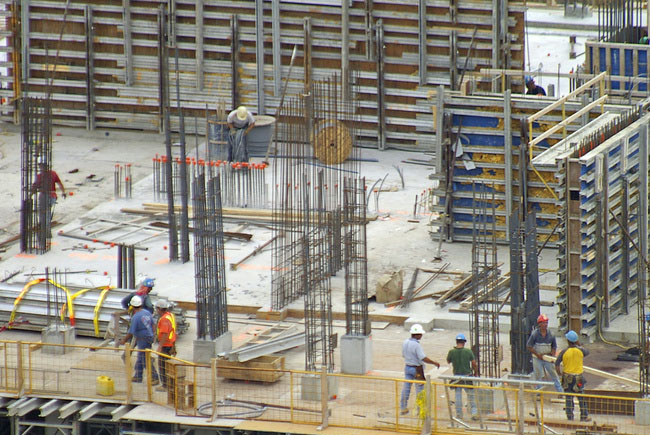 Best Practices to set-up the Formwork