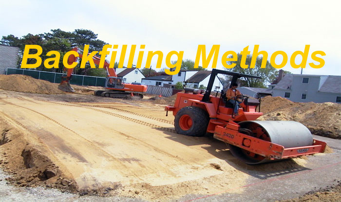 Methods Of Backfilling Amp Plinth Filling Constructupdate Com