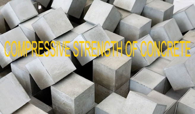 compressive strength of concrete