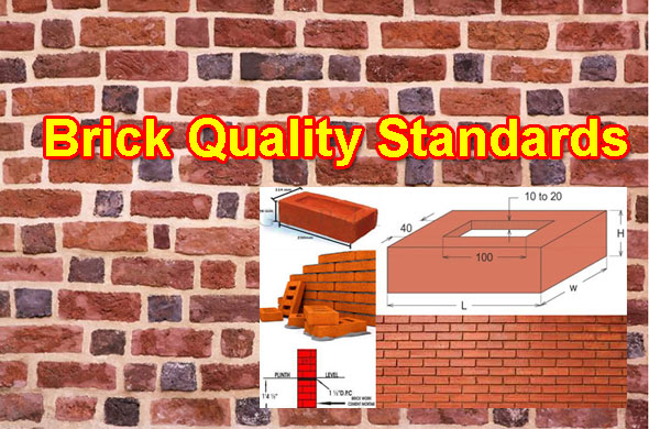brick quality standards