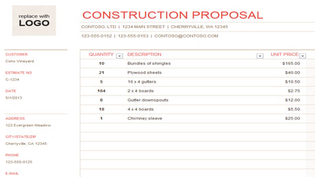 Quotation Template Xls from www.constructupdate.com