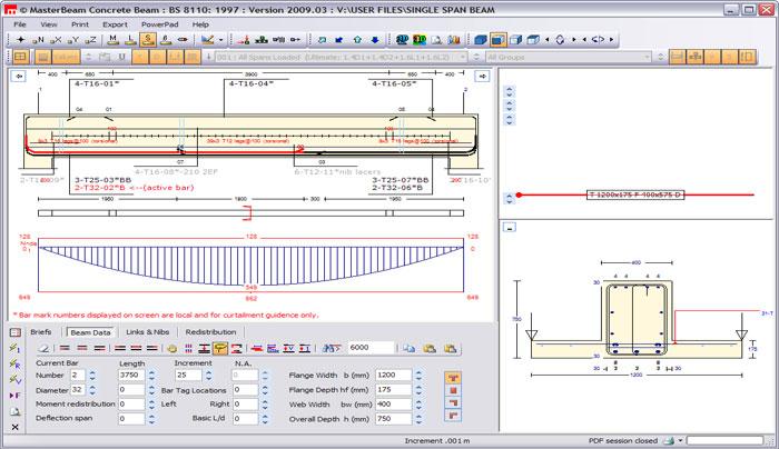 Review And Download Masterkey Concrete Beam Designer Software Free Constructupdate Com